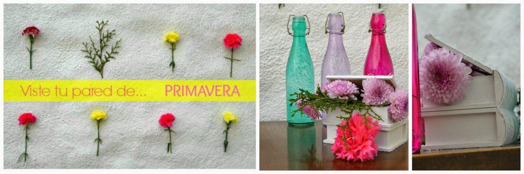 Diariodecospring, diy corona de flores multiusos