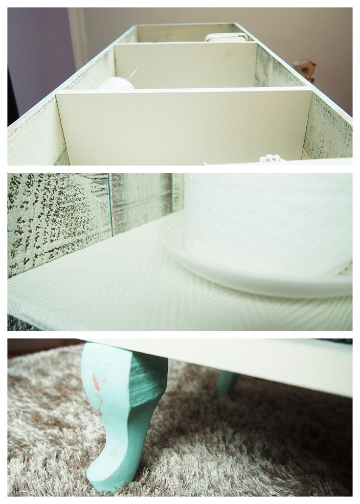 almacenamiento en casa con estanterías de diseño industrial
