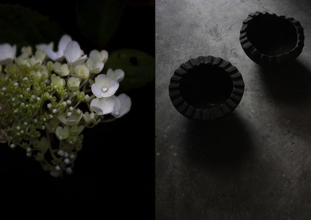 cerámica por Katsumi Machimura