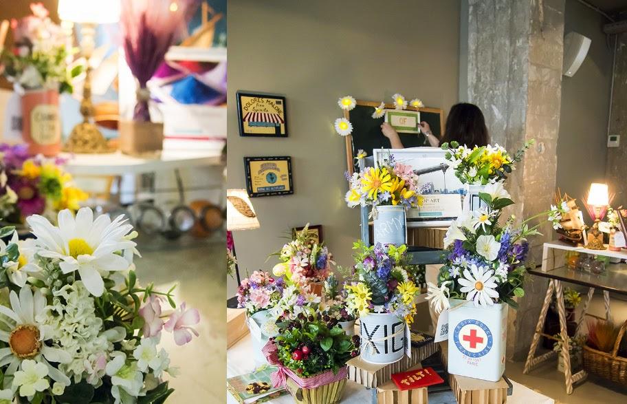 TCV Shop en The Sunday Market
