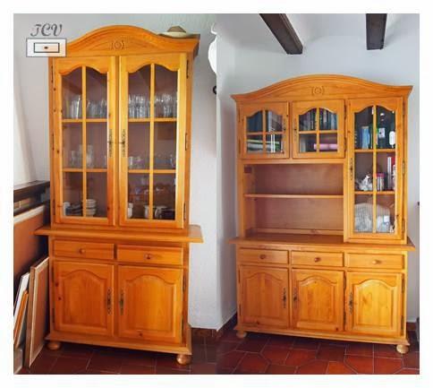 Muebles de pino color miel cheap simple muebles pino for Muebles de pino color miel