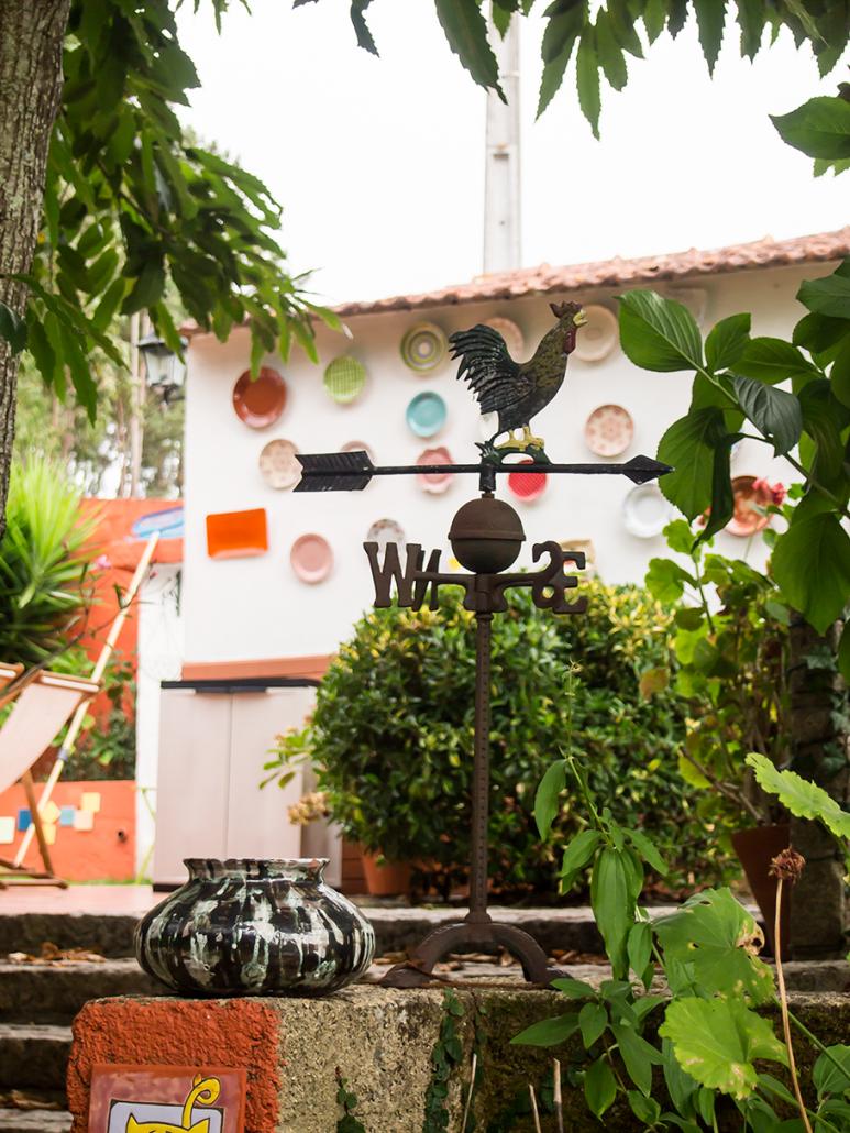 Casa de veraneo, Vale da Silva