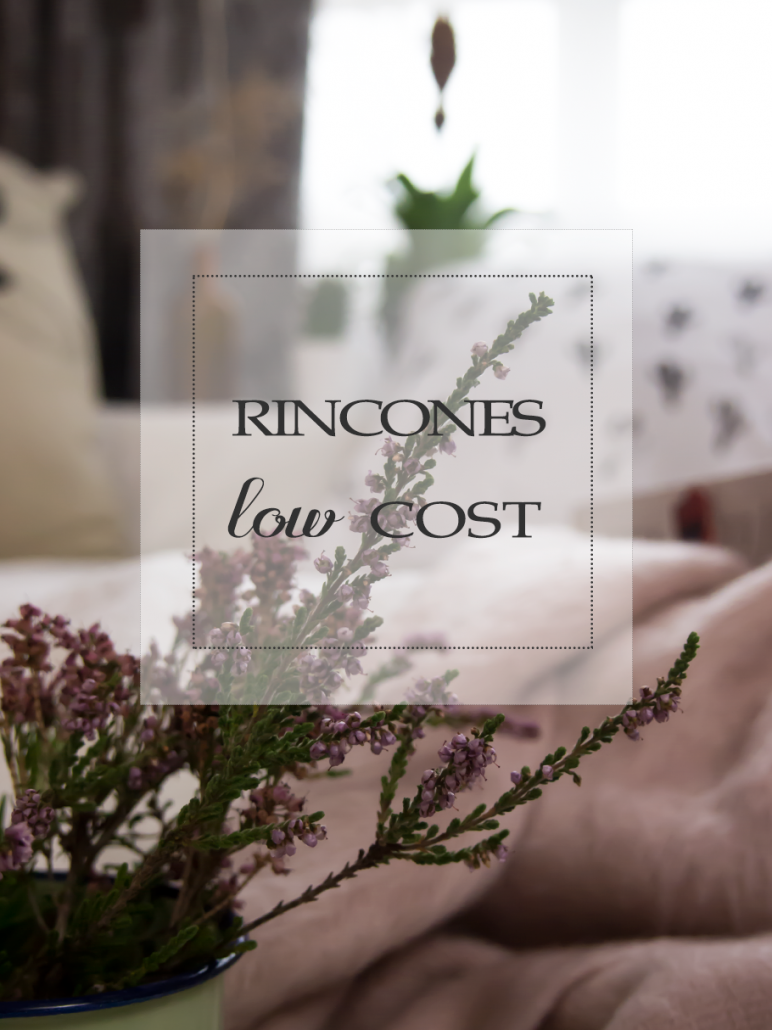 Rincones low cost