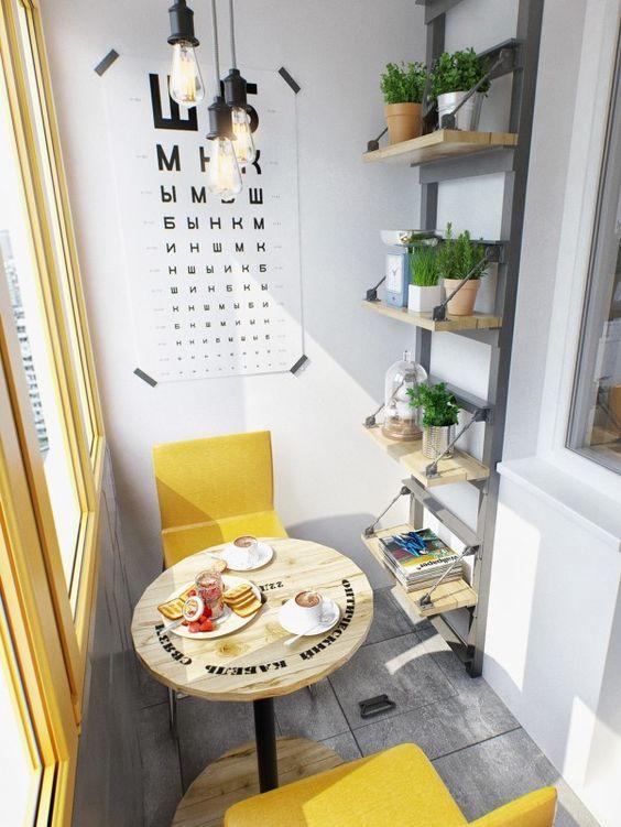 Ideas para tu mini terraza low cost
