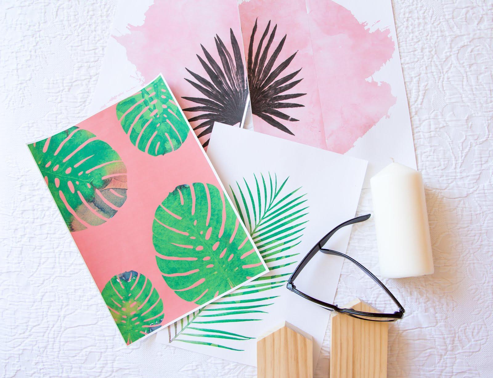 De como decorar gratis tus paredes en verano tu caj n for Ideas para decorar antejardin