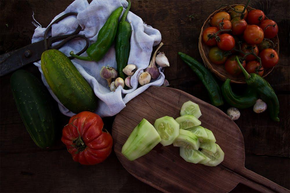 Gazpacho, receta fácil