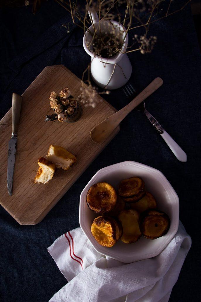Pasteles de arroz, típicos de Bilbao