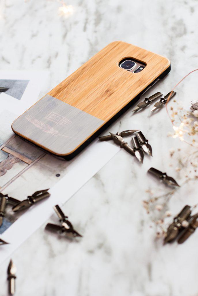 Carcasa de móvil personalizada