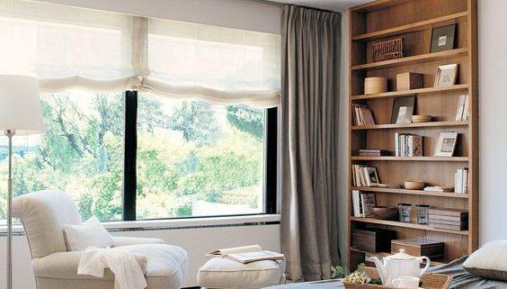 En oto o viste tu casa con cortinas nuevas tu caj n vintage for Cortinas vintage