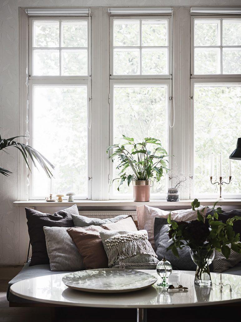 Una casa de estilo hygge
