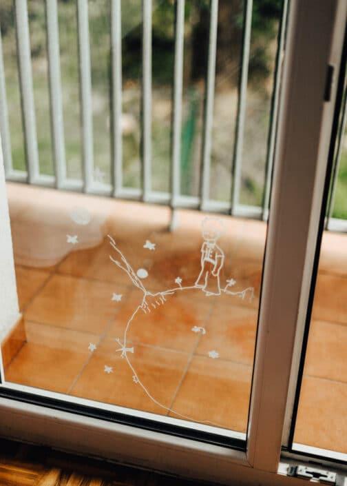 decorarar una ventana